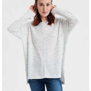 AE Soft Waffle Plush Long Sleeve T-Shirt